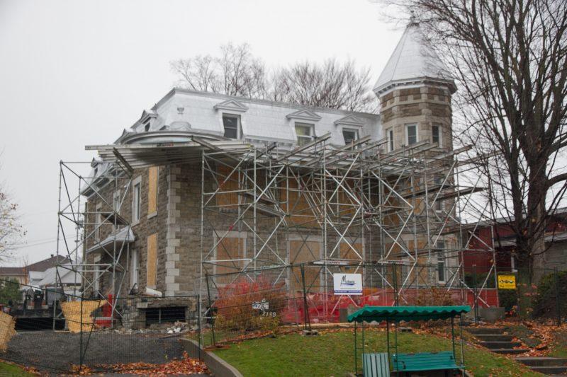 Rénovations, 2019